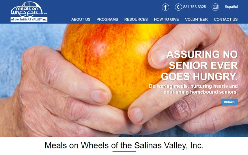 Meals On Wheels of the Salinas Valley